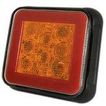 LED Compact Achterlicht | Achterlicht/Knipperlicht  10/30V