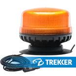 LED zwaailamp Magneet bevestiging incl. krulsnoer en stekker 12/24V | Reg 65