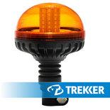 LED zwaailamp flexibele DIN-montage 12/24V R10