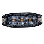 LED Flitser Slimline 12/24V | Reg 10/65