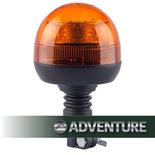 LED Zwaailamp Compact  flexibele DIN-montage 12/24V | Reg 65