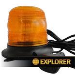 LED zwaailamp Magneet bevestiging incl. snoer en stekker 12/24V | Reg 65