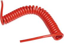 Spiraalkabel 35mm2 / rood / 3.5 meter ⇔