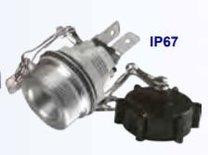 1 Polig stekkerdoos IP67