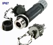 1 Polig stekkerdoos 6-50 V  IP67