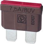 80V BLADE FUSE 7.5A. (10)