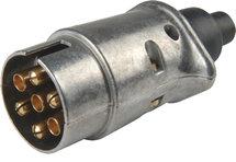 STEKER 7P METAAL ISO1724