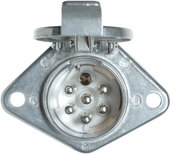 ST.DS 7P MET 24V ISO3731/S