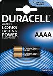 DURACELL + AAAA MX2500 1.5V (BLS2)