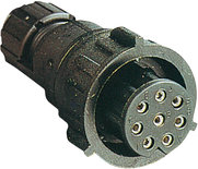 IP-67 CONNECTOR MSB08-1 8P