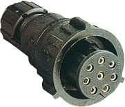 IP-67 CONNECTOR MSB08-2 8P