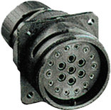IP-67 CONNECTOR MPF21 21P