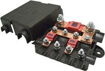 COMBI-HOLDER  MIDI 4P -MEGA 1P