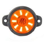 LED Markeerlicht (Universeel)  Specificaties:  12/24V ECE-gekeurd IP66/68  Functies:  Markeerlicht Reflecto
