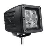 LED werklamp  (1170 Lm)  Specificaties:  10/30V 1170 Lumen 4x4W LEDs 6000K IP67 Aluminium behuizing Zuinig in energieve
