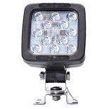 Werklamp - 12 LEDs  Specificaties:  40/60V ECE-gekeurd IP66/68 12 LEDs (200Lm per LED) 2,5 meter kabel 2400 Lm +/- 10%