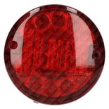 MISTACHTERLAMP LED12/24CV OPBOUW