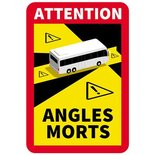 STICKER ANGLES MORTS BUS