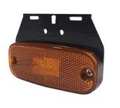 LED zijmarkering oranje