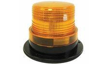 LED Zwaailamp oranje 3-bouts montage 12/24V  Reg 10