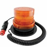 LED Zwaailamp oranje magnetisch 12/24V Reg 10