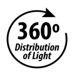 LED Zwaailampbalk 1149mm 12/24V  R65