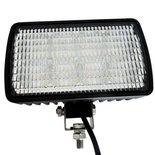 LED 18 watt werklamp 1800 Lumen verstelbaar  12-28V