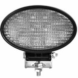 LED 18w werklamp 1350 lumen ovaal 12-28V