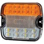LED Positie Lamp Voorzijde / Verlichting / Knipperlicht / 12/24V