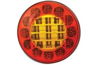 LED rond achterlicht multifunctioneel 10/30V lage uitvoering