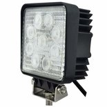 LED Werklamp 27 Watt / 2430 Lumen / 9-32V