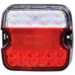 LED Mistlamp / achteruitrijlamp / 12/24V