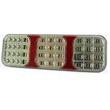 LED Achterlicht  |  Achterlicht / Remlicht / Knipperlicht / Mistlicht / Achteruitrijlicht  12/24V
