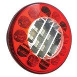 LED Mistlicht/Achteruitrijlicht (Hamburgerlamp) 12/24V
