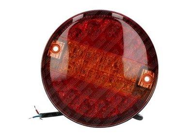 Hella LED achterlamp plat model